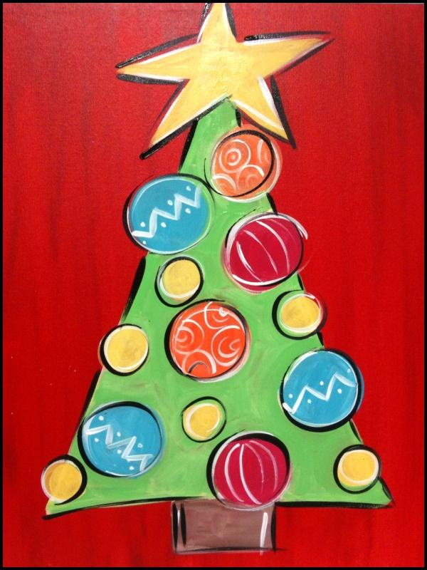 O Christmas Tree Canvas