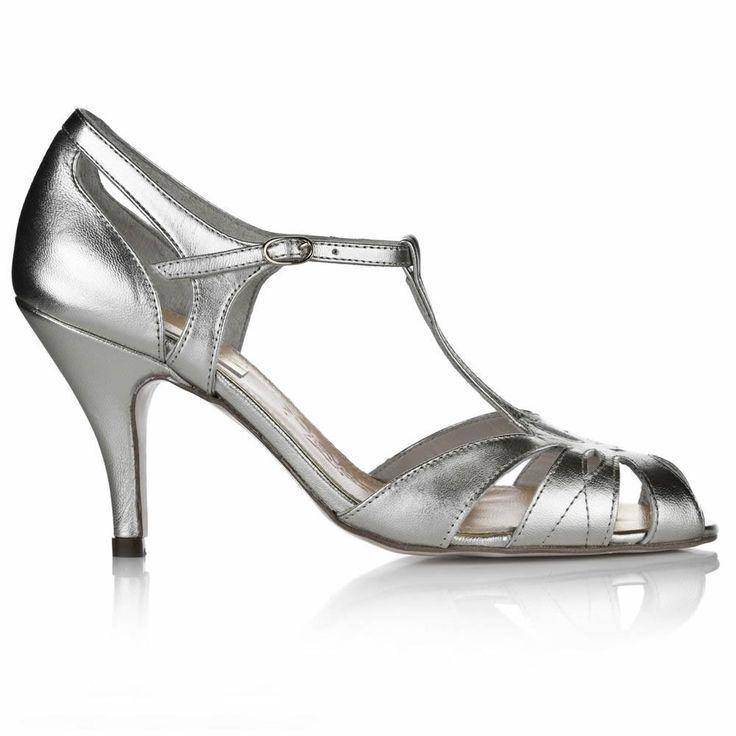 Ginger Silver - Rachel Simpson Shoes