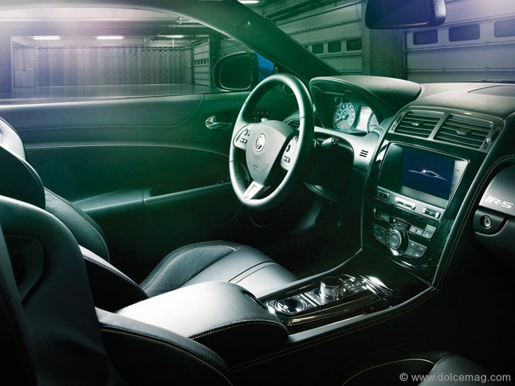 This handsome coupe doesn't sacrifice luxury, either. With 16-way adjustable seats, touch-screen navigation and leather interior, you'll find all the comforts you've come to expect from Jaguar.