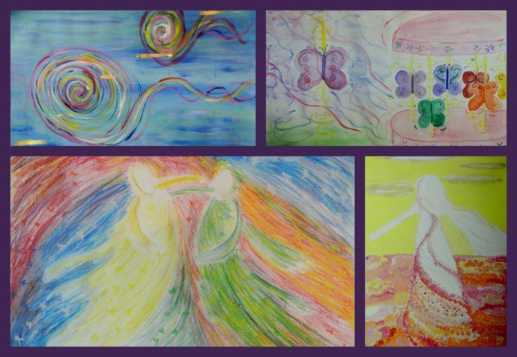 213 best images about tekenmaar volwassenen on pinterest hundertwasser vincent van gogh and - Kleur schilderij slaapkamer volwassenen ...