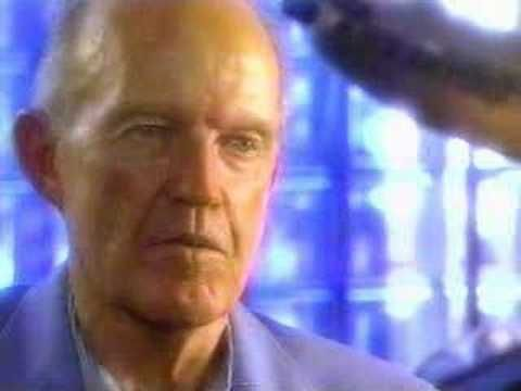Astronaut Gordon Cooper Talks About UFOs - YouTube. UFO aliens examine humans and cause fear. They are not of God.