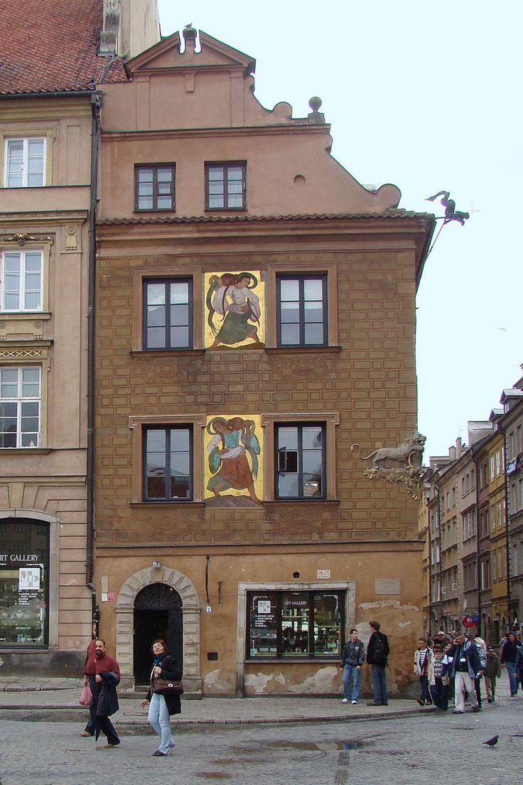 Stare Miasto Stryjenska 01 - Zofia Stryjeńska – Wikipedia, wolna encyklopedia