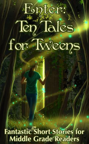 Enter: Ten Tales for Tweens - Fantastic Short Stories for Middle Grade Readers contains a short story featuring my Haunted characters, along with nine stories from other middle grade authors – mystery, fantasy, and more. Plus, first chapter samples from books by many of the authors. Available for Nook or Kindle.