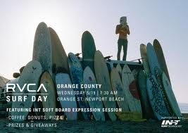 Surf Day #RVCA