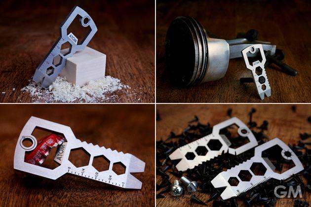 鉄腕ATOM(アトム)!鍵型マルチツールの用途は10種類