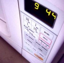Convection Microwave Cooking Times