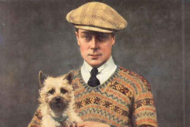 eduardo viii - DANDY - La vida de un rey: memorias del duque de Windsor