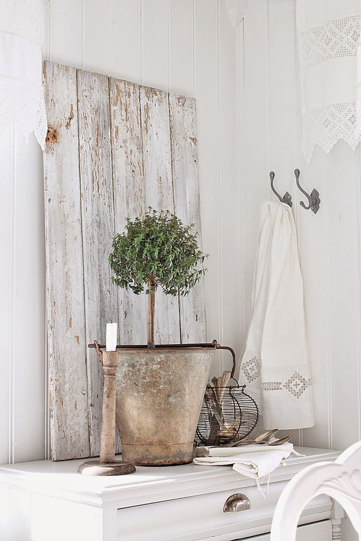 400 best c o t t a g e images on pinterest white cottage home and live - Decoration industrielle vintage ...