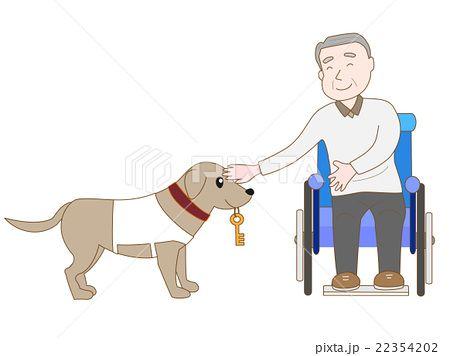 介助犬との生活