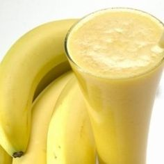Banánové smoothie