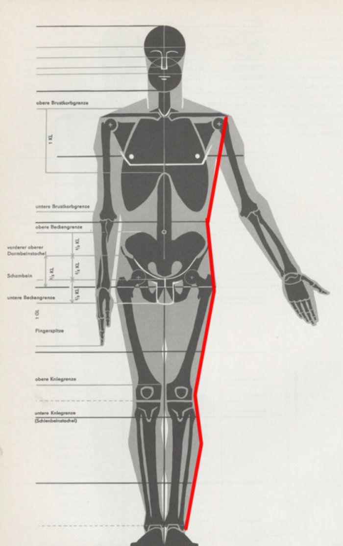 126 besten A-1.0 - HUMAN BODY PROPORTIONS Bilder auf Pinterest ...