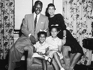 Nathaniel Adams Coles (known popularly as Nat King Cole) was the father of singer/songwriter Natalie Maria Cole.