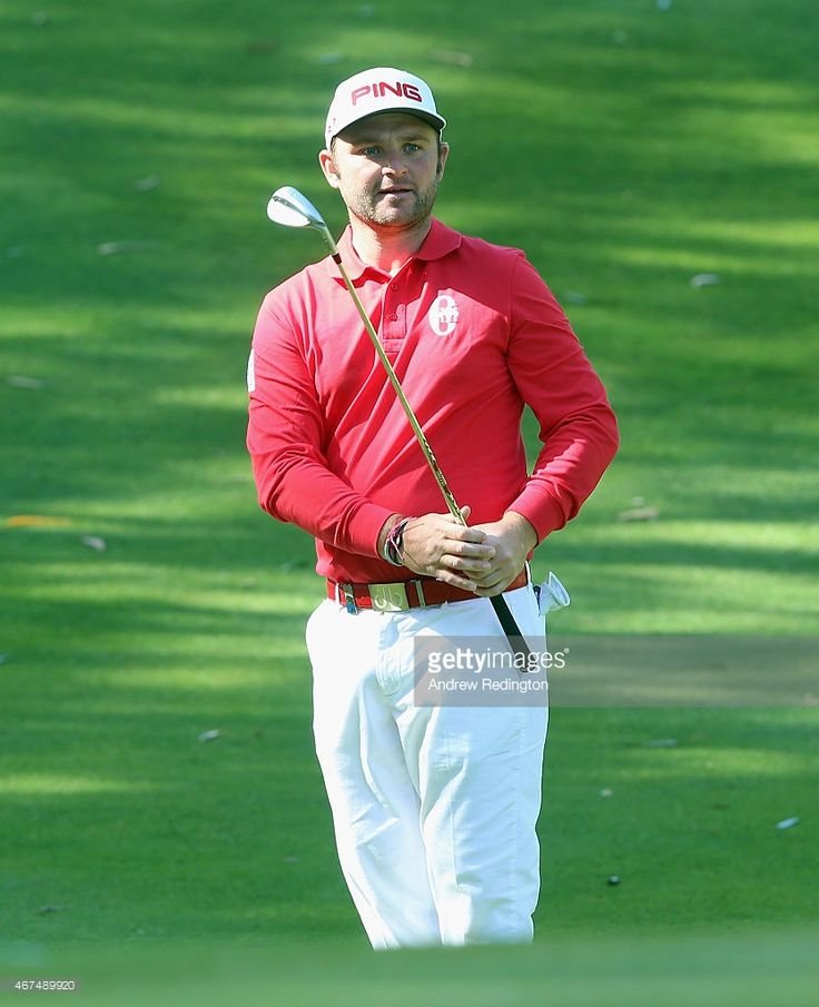 Andy Sullivan of England in action during the Pro Am event prior to the start of the Trophee Hassan II Golf at Golf du Palais Royal on March 25, 2015 in Agadir, Morocco.
