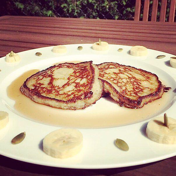 Coconut Paleo Pancakes
