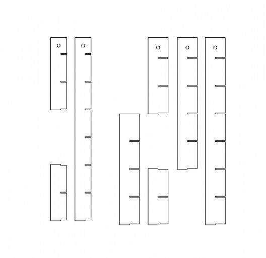 Emergency Shelter Winning Design by Nic Gonsalves and Nic Martoo:  Flat Pack Design