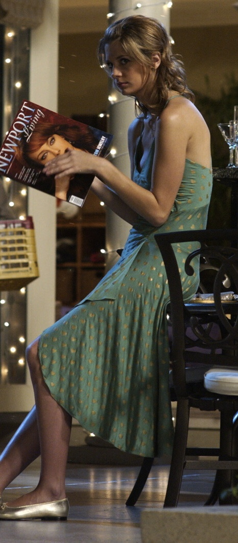 Marissa Cooper's Unforgettable Style