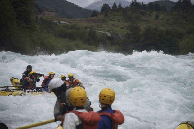 White Water Rafting in Futaleufu, Chile   19 Essential Destinations For Thrill Seekers