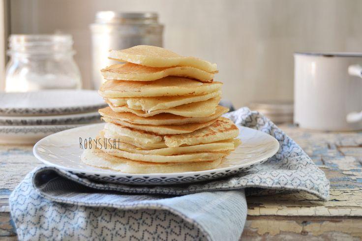 Gluten free pancake!  https://robysushi.com/2016/07/06/pancake-senza-lattosio-e-senza-glutine/