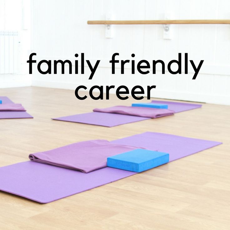 Your job can't always offer you the flexibility you need after you return from maternity leave. Why not retrain for a more family friendly career where you'll get job satisfaction from helping and supporting other women?