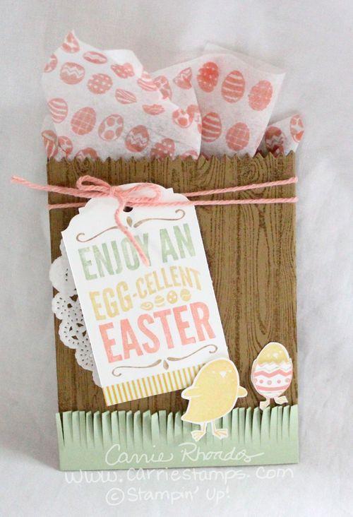 For Peeps Sake Mini Treat Bag Easter Forpeepssake Minitreatbag