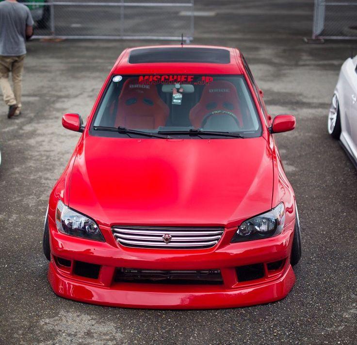 いいね♪  #geton #car #auto #TOYOTA @アルテッツァ ↓他の写真を見る↓  http://geton.goo.to/photo.htm  目で見て楽しむ!感性が上がる大人の車・バイクまとめ -geton http://geton.goo.to/