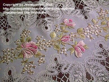 Photo of Society Silk Embroidery repair.