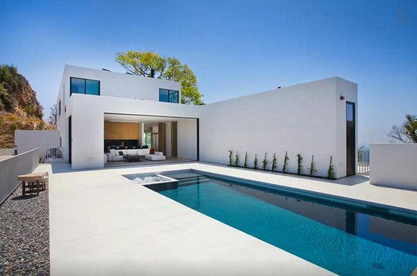 Into the Blue - Joe Jonas's Hollywood Home...For Now - Photos