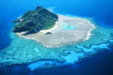 L'isola di Cast Away, un paradiso nel bel mezzo dell'Oceano Pacifico   SiViaggia