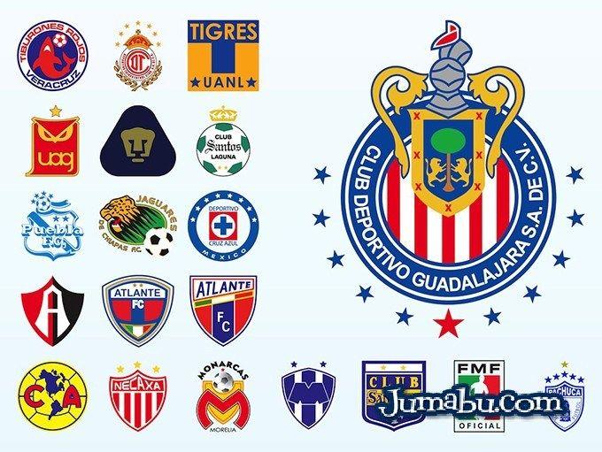 // Descarga vectores gratis de escudos de fútbol mexicano. El pack trae los logos vectoriales del Necaxa, Cruz Azul, Tigres, Santos Laguna y un montón de clubes de la liga mexicana. El pack de logo...