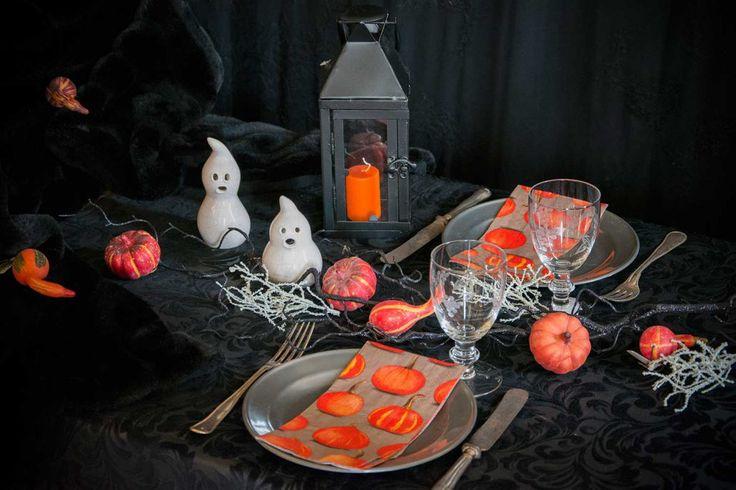 Find inspiration til din Halloween udsmykning - traditionel eller moderne