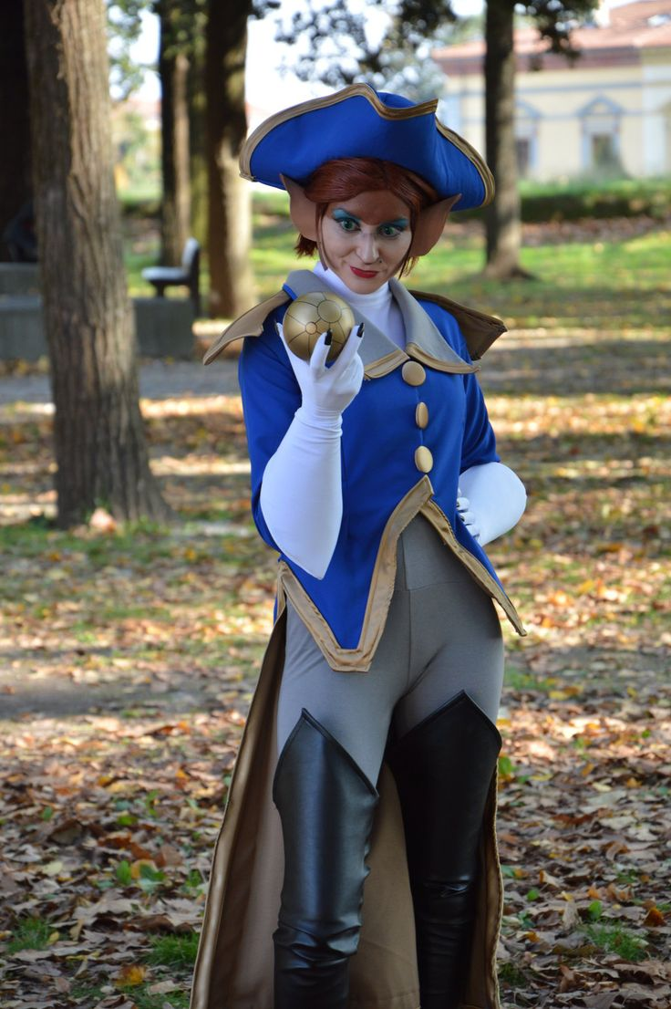 """Let's have a look.... Mmmh! by TifilCosplay.deviantart.com on @DeviantArt - Captain Amelia from """"Treasure Planet"""""""