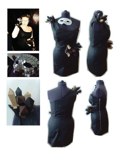 Halloweenoutfit 2011. Lady Gaga