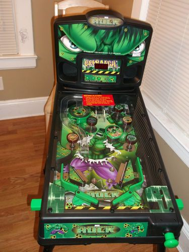 Rare new in box marvel the incredible hulk electronic ...