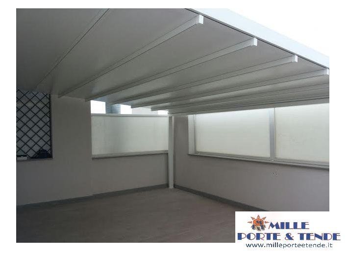 Mille Porte & Tende Pergotende in alluminio