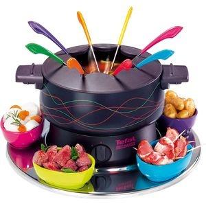 Le Pic'Party de chez Téfal vous permettra de découvrir l'étendue des possibilités culinaires de la fondue avec ses 5 thèmes et 30 cartes recettes