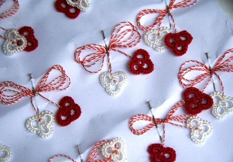 Martisor traditional - Hand Made