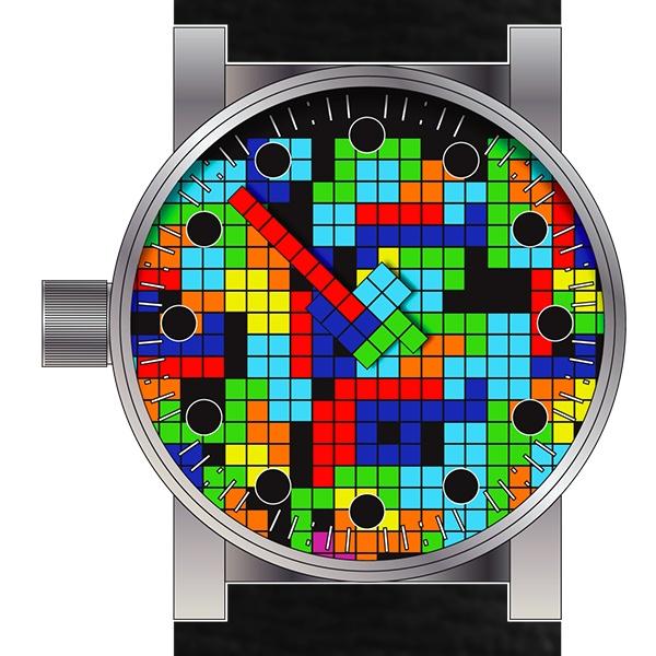 Tetris ...