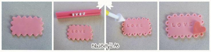 BlackBetty'sLab: Tutorial Dolcetti di san valentino!