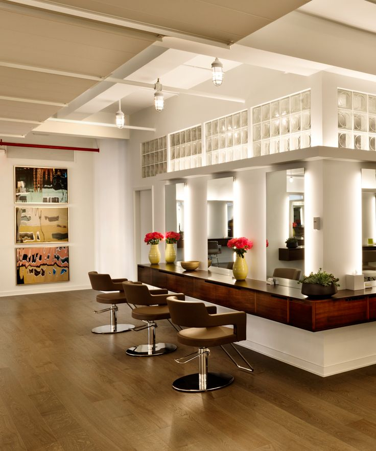 Brand Name Flagship Beauty Salons   Seven cool-girl hair salons you need to know. #refinery29 http://www.refinery29.com/2016/03/106299/beauty-brands-flagship-salon-trend