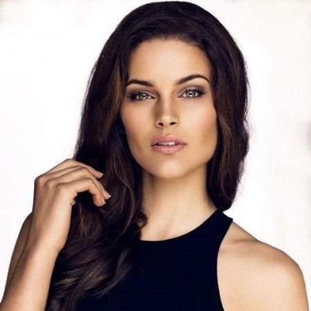 Rolene Strauss is a South African beauty pageant titleholder who was crowned Miss South Africa 2014. She will represent her country at Miss Universe 2014 and Miss World 2014