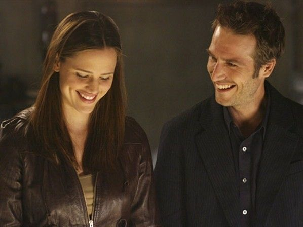 Jennifer Garner and Michael Vartan on 'Alias' - Real-Life Couples Who Fell in Love On-Camera - Photos