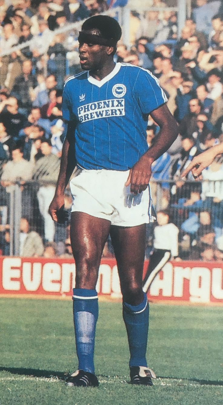 Eric Young went from non league to Welsh international via Brighton, Wimbledon and Crystal Palace