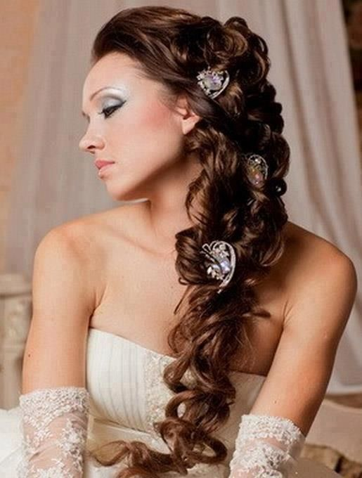 long hair styles images 2232 best hairstyles images on hairstyle ideas 2232 | 609099494c59230bdd49dfbcf229487a flower hairstyles pretty hairstyles