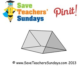 Triangular prism (tinted) - http://www.saveteacherssundays.com/maths/year-3/105/prisms-and-pyramids/ for more prisms and pyramids, prisms and pyramids worksheets, prisms and pyramids lesson plans, prisms and pyramids  powerpoints and other prisms and pyramids teaching resources #triangular prism, #prism, #shapes, #3D, #polyhedron, #maths, #math, #teaching, #teachers, #teacher, #tutors, #tutor, #teach, #education, #learn, #learning, #primary, #elementary, #KS1, #KS2