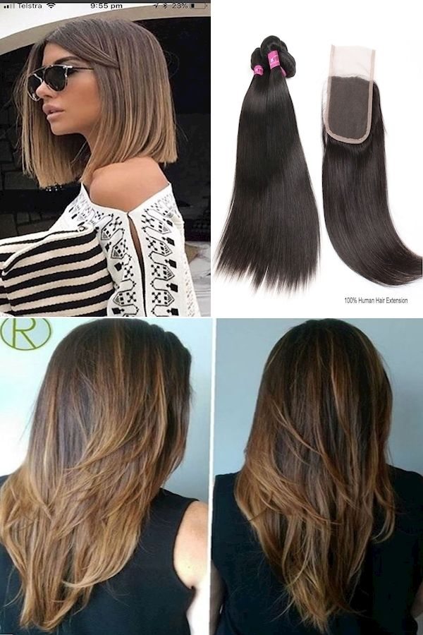 Why Are All People Afraid Of Long Straight Hair In 2020 Long To Short Hair Long Straight Hair Straight Hairstyles