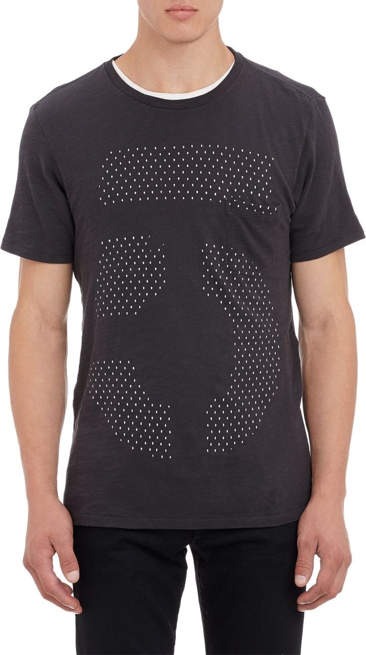 Rag & Bone 5 Tshirt in Black for Men | Lyst