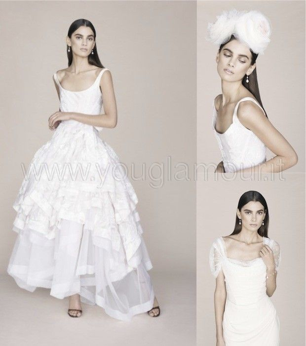 Vivienne Westwood collezione abiti da sposa 2014
