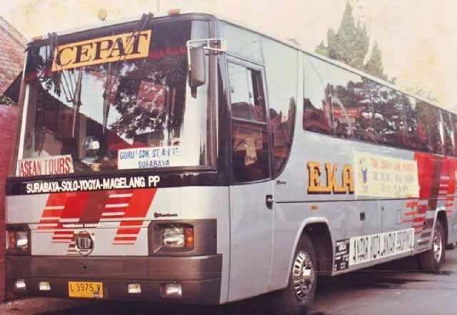 buseka jadul, trayek bus ekasemarang, jadwalbusekasurabaya, patas eka