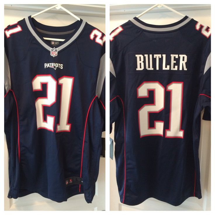 2015 Malcolm Butler Replica, 2016 Patriots Pro Shop