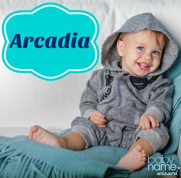 Are there still attractive, inspiring meaning names that haven't been discovered? I've come up with 41 prospects, with styles ranging from antique to ultra-modern. To make my list, a word/name had to be: meaningful, in step with name style, all about the word and rare. Arcadia